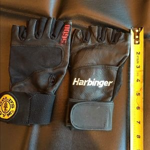 Weightlifting Gloves !